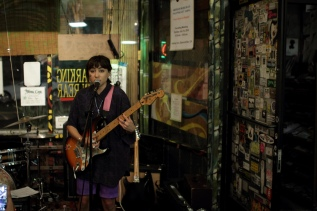 Barrie Rose live at Tribal Cafe in Echo Park